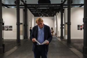 Francesco Zizola, curatore della mostra